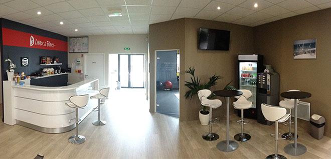 Presentation En Photos De La Salle De Sports De Rambouillet